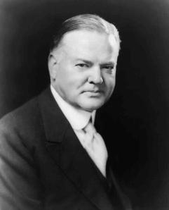 Herbert Hoover, 31st President of the United States
